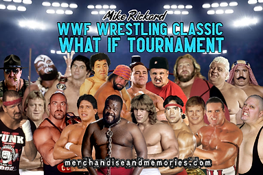 WWF Wrestling Classic What If Tournament