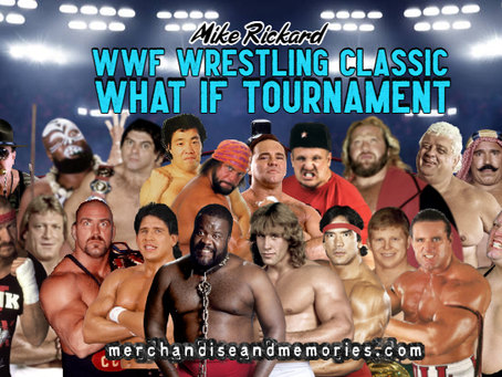 Introduction: The WWF Wrestling Classic What If Tournament