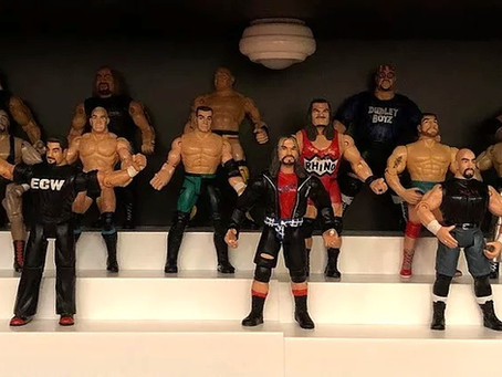 I've Seriously Upgraded My ECW Action Figure Collection!