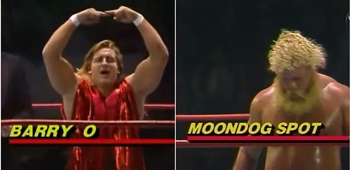 Barry O and Moondog Spot