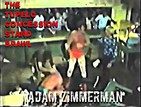Tupelo Concession Stand Brawl