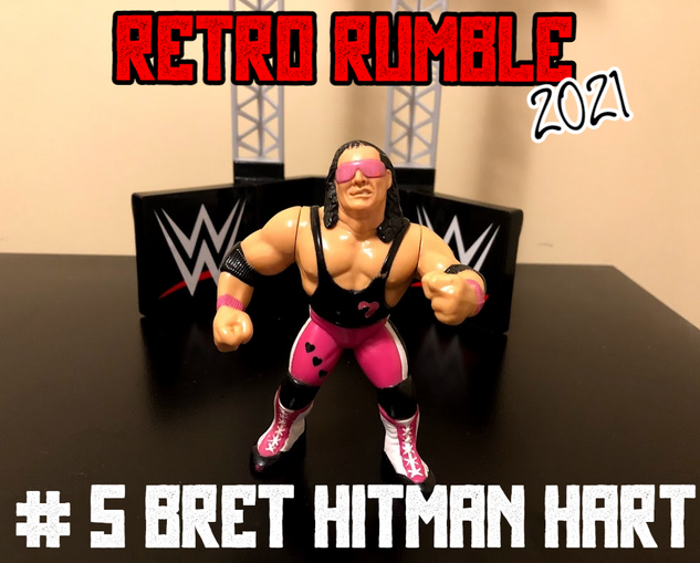 ...Bret Hitman Hart is here! Can The Excellence Of Execution put a stop to Brock Lesnar?