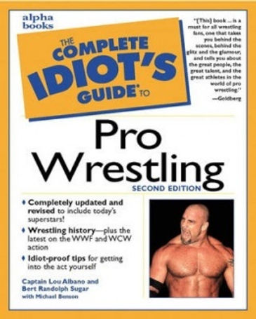 The Complete Idiot's Guide to Pro Wrestl