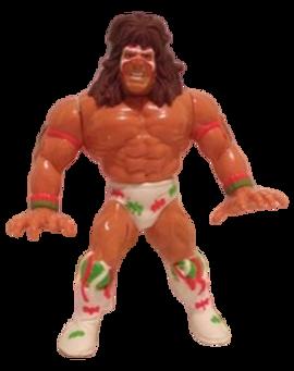 Ultimate Warrior figure