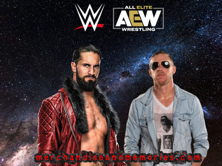 WWE vs. AEW - A Dozen Dream Matches We Need To See