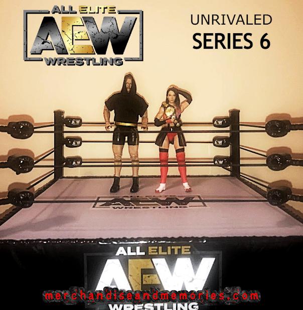 AEW Unrivaled Series 6