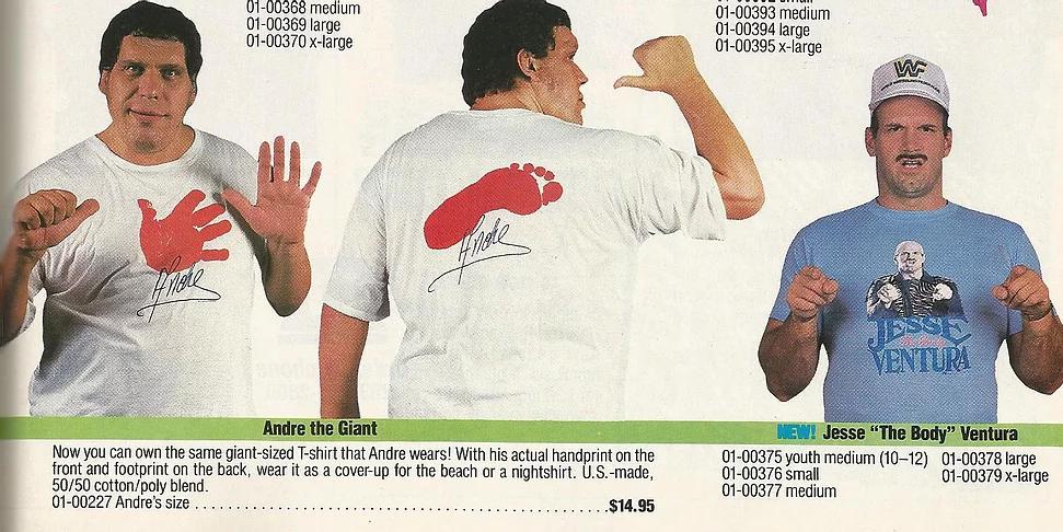 Merch From '89