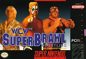 The Grappling Gamer: WCW SuperBrawl