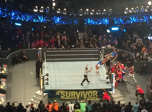 Survivor Series 2016 Notebook