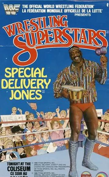 SD Jones poster