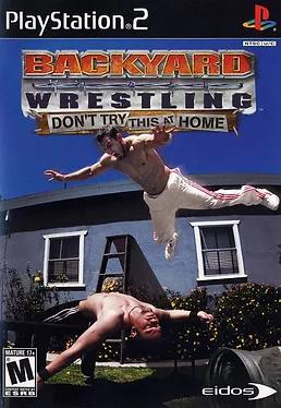 The Grappling Gamer: Backyard Wrestling
