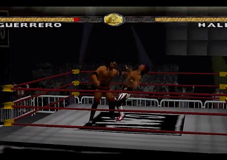 The Grappling Gamer: WCW Nitro