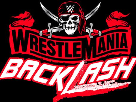Immediate WrestleMania Backlash Thoughts