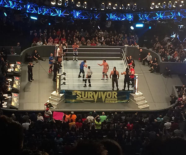 Survivor Series 2016