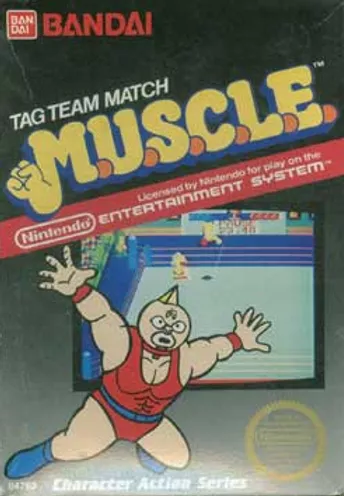Tag Team Match MUSCLE