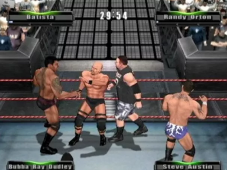 The Grappling Gamer: WrestleMania XIX