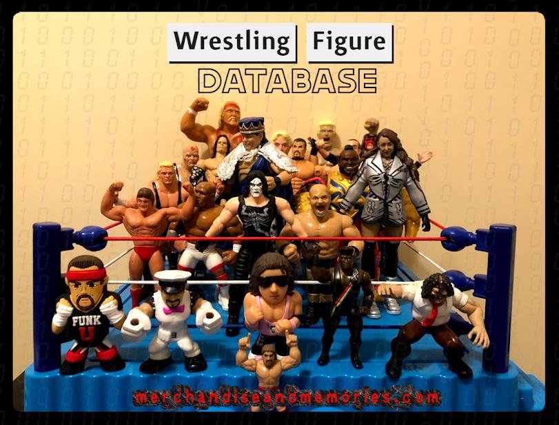 Wrestling Figure Database