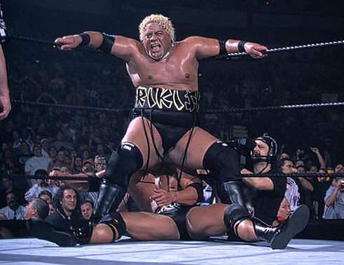 Rikishi, Jim The Anvil Neidhart, Canadian Bulldog, Canadian Bulldog's World. Letters From A Nut, WWE, WWF, WCW, ECW