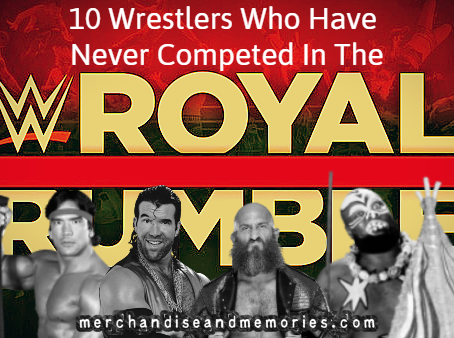 10 Wrestlers Who Have Never Competed In The Royal Rumble