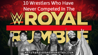 10 Wrestlers Who Have Never Competed In