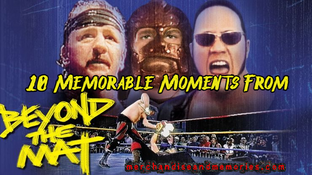 10 Memorable Moments From Beyond The Mat