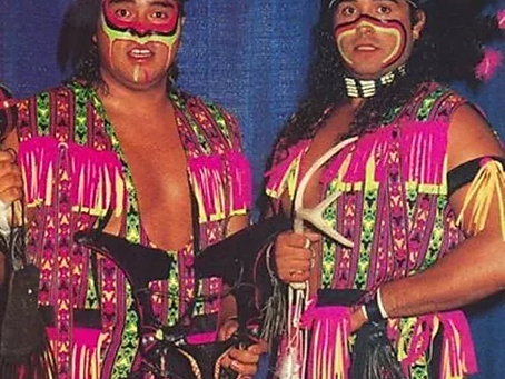 Tag Team Spotlight: The Renegade Warriors