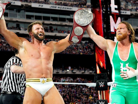 Tag Team Spotlight: Hawkins & Ryder