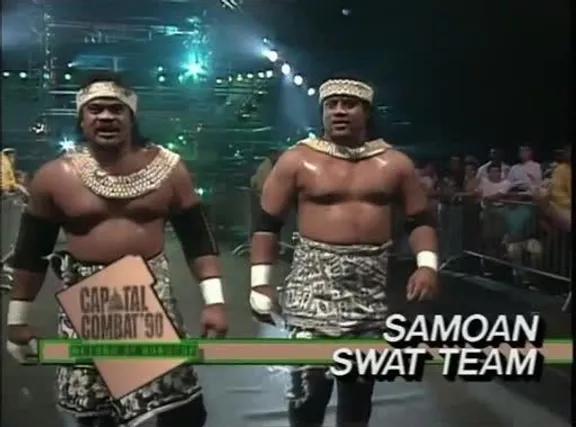 The Samoan Swat Team
