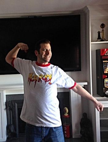 WrestleMania, WWE, WWF, WCW, T-Shirt, Canadian Bulldog, Canadian Bulldog's World, Rowdy Roddy Piper, Hot Rod
