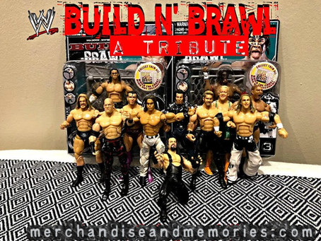 WWE Build 'n' Brawl: A Tribute