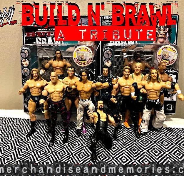 WWE Build n Brawl: A Tribute