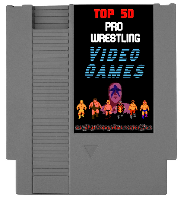 Top 50 Pro Wrestling Video Games