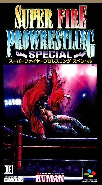 Super Fire Pro Wrestling Special