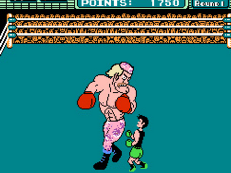Mike Tyson's Punch-Out Only The Opponents Are 80s Wrestling Villains