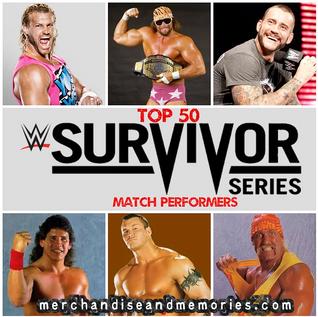 Top 50 Survivor Series Match Performers