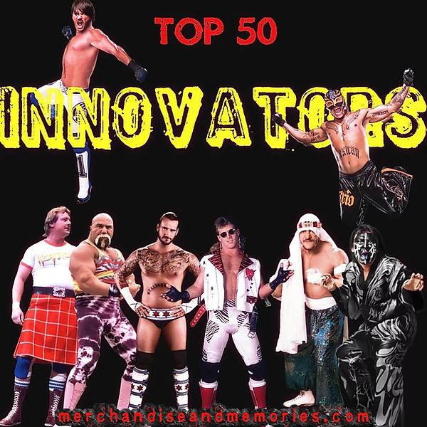 Top 50 Innovators