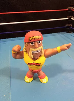 WWE Mystery Minis
