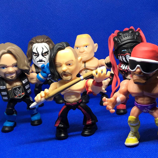 The Loyal Subjects WWE Figures