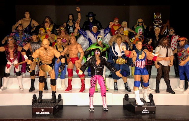 WWE Mattel