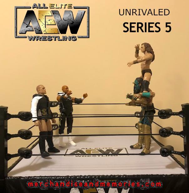 AEW Unrivaled Series 5