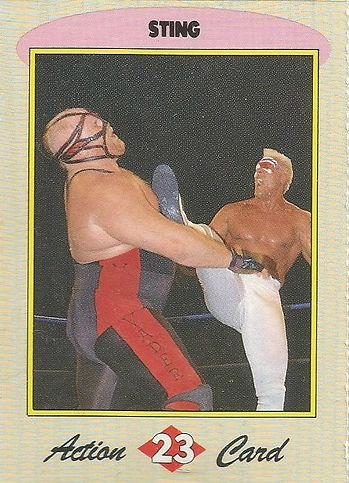 Sting card