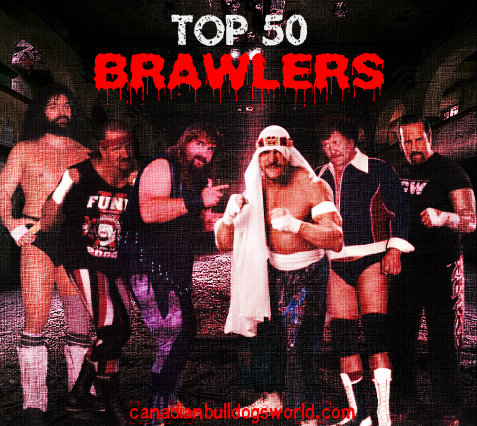 Top 50 Brawlers