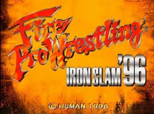 Iron Slam '96
