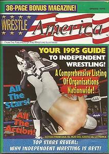 Wrestle America
