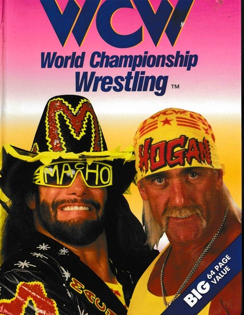 WCW Official Annual 1996
