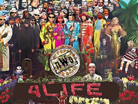 The Sgt. Pepper's Album, Only It's Every Member Of The nWo