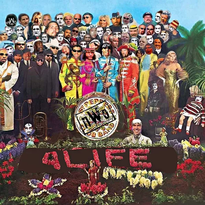 The Sgt. Pepper's Album, Only It's Every