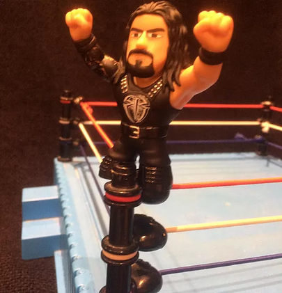 WWE Mystery Minis_ Series Two