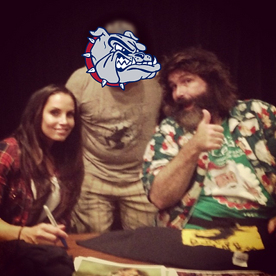 I Snuck Into A Mick Foley Performance