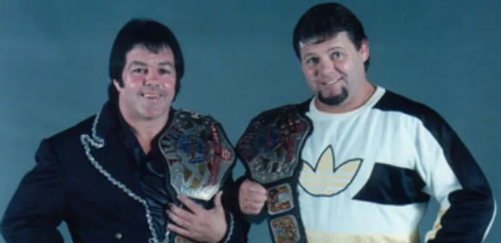 Jerry Lawler & Bill Dundee